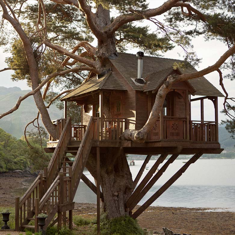 Wedding Venues Your Complete Guide To Getting It All Right: Treehouse Wedding Scotland