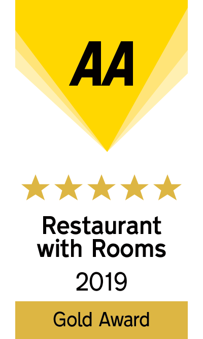 AA Restaurant with Rooms gold award